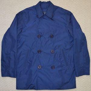 Lauren Ralph Lauren Nautical Pea Coat Rain Jacket